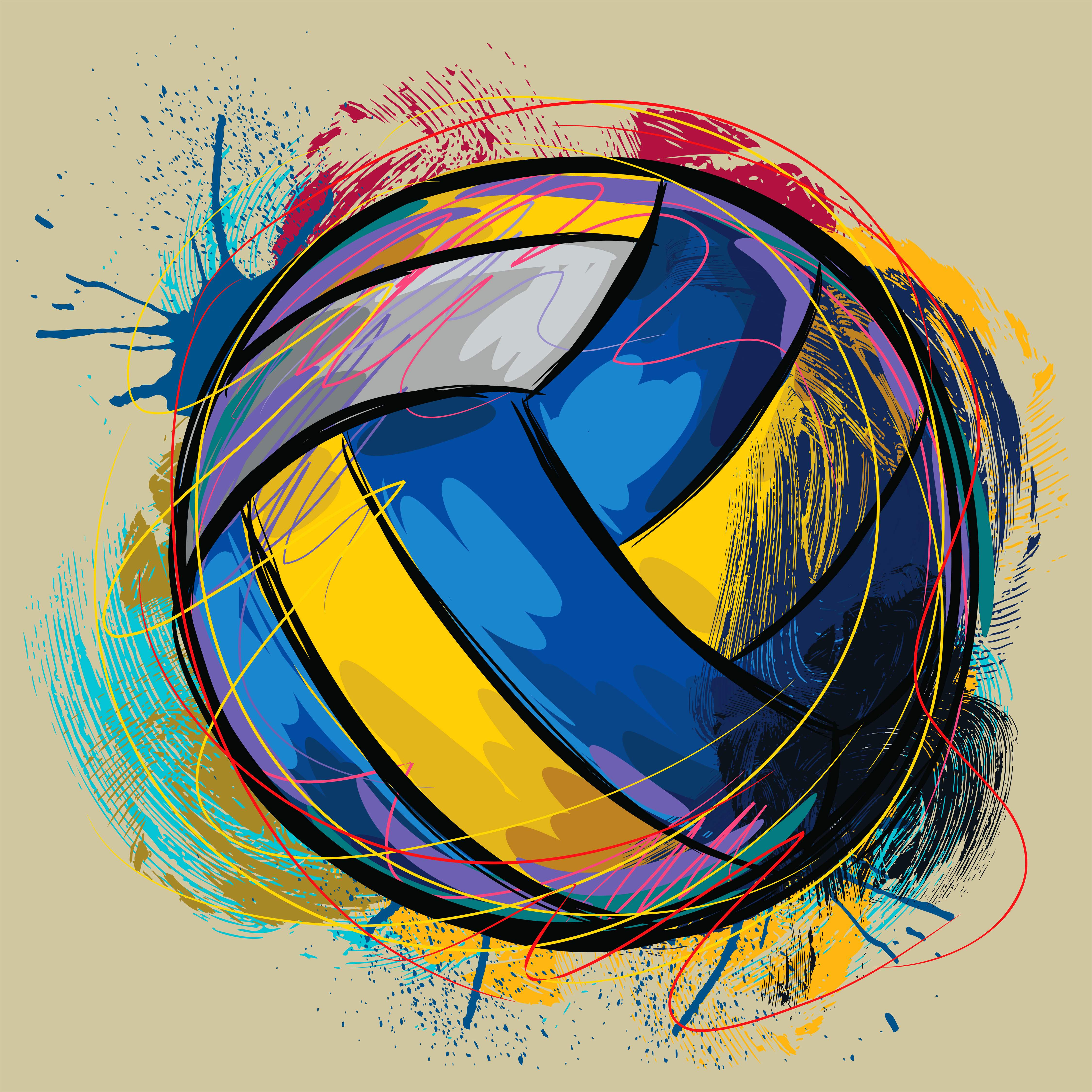 разрыва крутые рисунки про волейбол подходит внешности